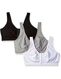 Women's Front Close Builtup Sports Bra