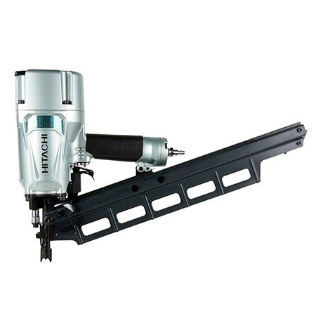 Hitachi NR83A5 Round Head Framing Nailer, 2 inch to 3-1/4 inch #NR83A5