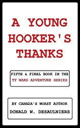 A YOUNG HOOKER'S THANKS (TY WARD ADVENTURE Book 5)