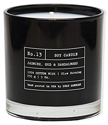 Luxury Scented Soy Candles | Hand Poured in The USA | Highly Scented & Long Lasting