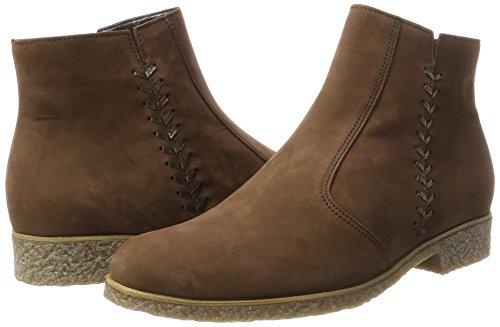 Para Nougat Gabor Mujer 18 Botas Fashion Shoes bronce Marrón 1TagA6a