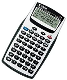 CANON F-710 10 DIGIT - SCIENTIFIC CALCULATOR (9208A001) -