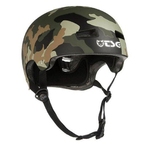 Fahrradhelm TSG Evolution Graphic Design Camouflage camoflage LXL