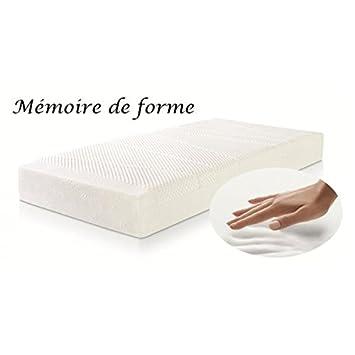 Matelas Mémoire De Forme 160 X 200 Cm Sensus Amazonfr Cuisine