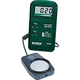 Extech 401027-NIST Light Meter with Nist