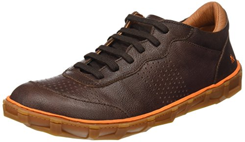 Art 1008 Memphis Melbourne, Scarpe Stringate Basse Derby Uomo Marrone (Brown)