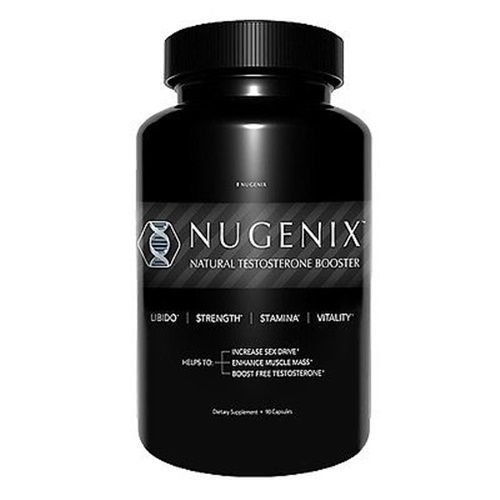 Sex Offender Costume (NUGENIX Natural testosterone booster LIBIDO STRENGTH 2 bottle)