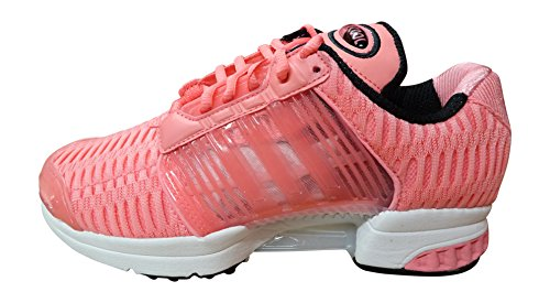 Adidas Originals Clima Cool 1 Mens Running Trainers Sneakers (US 6, Ray Pink Black BA8578)