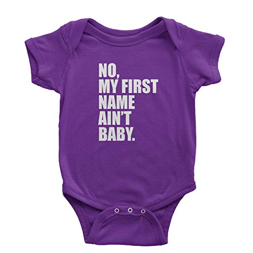 One-Piece No My First Name Ain't Baby