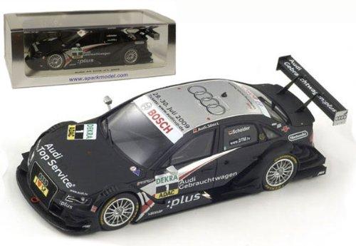 1/43 アウディ A4 DTM Saison 09 #1 T.Scheider  S2505