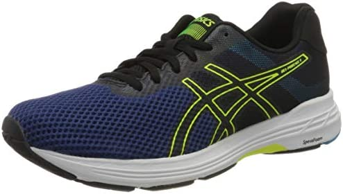 ASICS Men's Gel Phoenix 9 Road Running Shoes, Blue (Deep OceanFlash