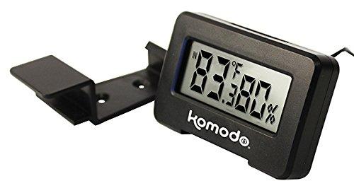 KOMODO Avanzada combinada Digital term/ómetro y higr/ómetro