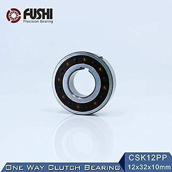 Amazon.com: Ochoos CSK12PP – Rodamientos de una vía ...