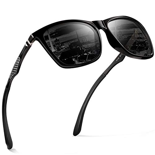 Sunglasses for Men Women Polarized - Feirdio Retro Driving Metal Frame Mens Sun Glasses 2171 ... - 2171 Sunglasses