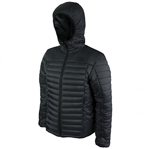 Insulated Highlander Barra Barra Black Jacket Highlander xrtaTrnqw8