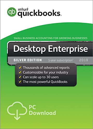 Top quickbooks enterprise silver for 2019