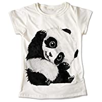 Blusa Panda Colores Playera Estampado Oso Animales 029