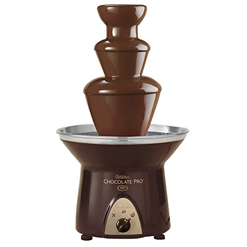 Wilton Chocolate Pro Chocolate Fountain - Chocolate Fondue Fountain, 4 lb. Capacity ()