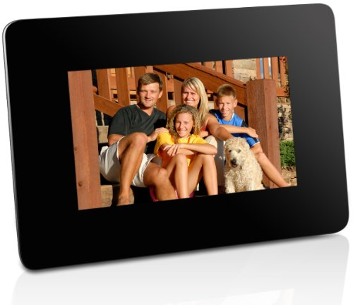 Electrohome EVPF300 7-inch LCD Ultra-Thin Widescreen Digital Photo Frame (SD and USB compatible)