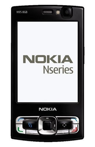 Nokia N95 8 Gb Smartphone (Unlocked) Key Pieces