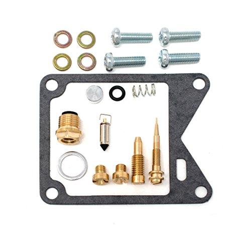DP 0101-101 Carburetor Rebuild Repair Parts Kit Fits Yamaha XV750 Virago 750 81-83 (1982 Yamaha Virago 750 Parts)