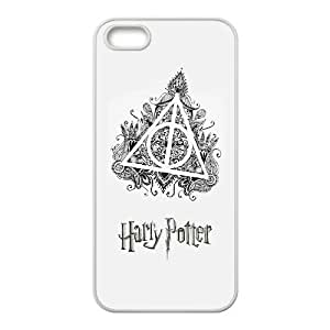 iPhone 5,5S Phone Case Harry Potter W6HP700036