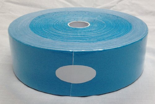 Therapist's Choice® Kinesiology Tape Bulk Roll (2-Inch x 105-Feet) (Blue) by Therapist's Choice (Image #1)
