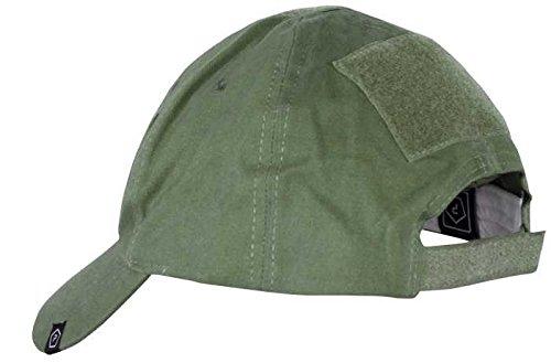 Gorra BB Pentagon Tactical Cinder oliva 2 0 verde Twill Gris ngnItq