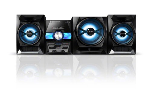 Sony LBT-GPX555 High Power Home Audio System with Bluetooth