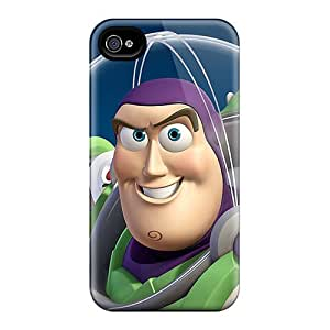 High Quality Shock Absorbing Cases Iphone 5C -buzz Lightyear