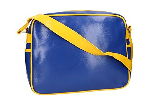 Bandolera bolsa azul GOLA hombre bandolera messanger mujer VF267 w64Wqgr6Yx