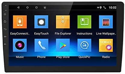 Reproductor de Radio MP5 para Coche Android 9 Pulgadas de 8.1 Pulgadas, Formato de Video 4K, con Pantalla táctil capacitiva TFT IPS, WiFi Incorporado y Bluetooth Maacute;quina para Autos Inteligentes: Amazon.es: Electrónica