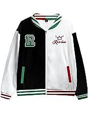 PYTFCGWQ Ranboo Dream Team SMP New Logo Merch Print Zipper Jackets Hoodies Winter Men/Women Sweatshirt