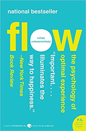 Image result for flow by mihaly csikszentmihalyi