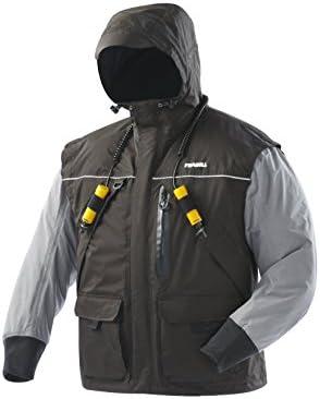 S Frabill Task Glove Black//Yellow