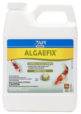 Mars Fishcare North America 169G Algaefix Algae Control Solution, 32-oz.