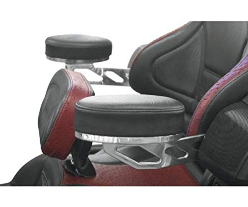 Rivco Adjustable Billet Arm Rests for GL1800 - Arm Billet Pivot Swing
