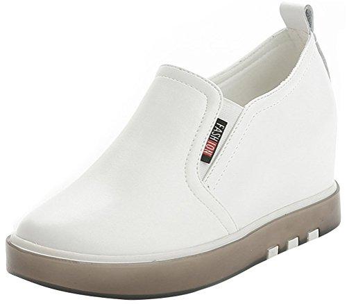 Satuki Caché Talon Chaussures De Sport Pour Les Femmes, Wedges Talon  Plate-forme Tirer 66a89cbc5549