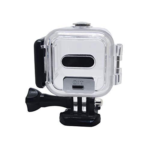 Vikdio 防水保護ハウジングケース GoPro Hero 4 Session Hero 5 SessionおよびHero Sessionカメラ用 クイックリリースブラケット&サムスクリュー付き   B07G16V5KW