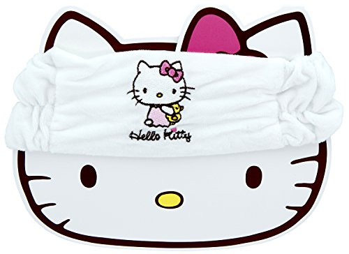 Hello Kitty Lovely Bath Women Lady Shower Hair Wrap Band