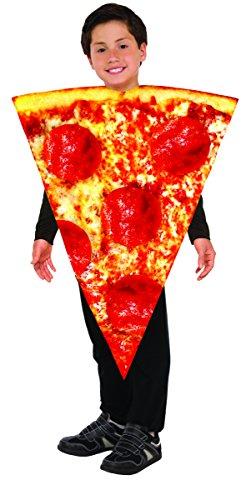 Forum Novelties Kids Pizza Costume, One Size