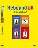 NEW REBOUND UK COMPILATION 1 DVD CONTAINING 4 AMAZING WORKOUTS - FOR INDIVIDUALS SERIOUS ABOUT IMPROVING THEIR FITNESS, HEALTH AND WELLBEING