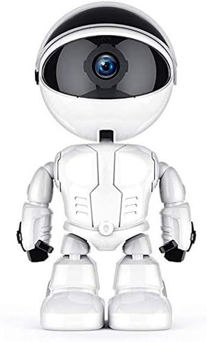 Opinión sobre Cámara de Vigilancia WiFi Interior Robot Cámara Inteligente de Seguimiento automático WiFi inalámbrico Monitor de Video para bebés Cámara de vigilancia (1080p)