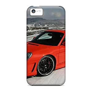 Cute High Quality Iphone 5c Porsche Gt2 Avalanche Cases