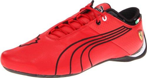 PUMA Men's Future Cat M1 Big SF NM Fashion Sneaker,Rosso Corsa/Black,13 D (Future Cat M1 Sneaker)