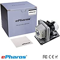 epharos® for DELL 2400MP and OPTOMA EP1690 EP770 TX770 THEME-S HD6800 HD72 HD72i HD73 projector lamp replacement with Housing