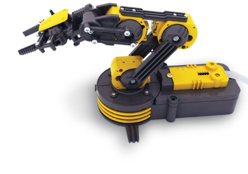THUMBS UP Robot Arm - Build Your Own Robotic Arm! by