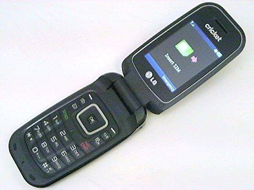 LG B460 Phone cricket Contract