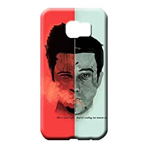 samsung galaxy s6 Attractive Eco-friendly Packaging colorful phone cover skin fight club tyler durden