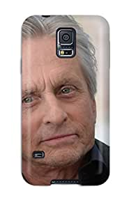 For Andters Galaxy Protective Case, High Quality For Galaxy S5 Michael Douglas Skin Case Cover